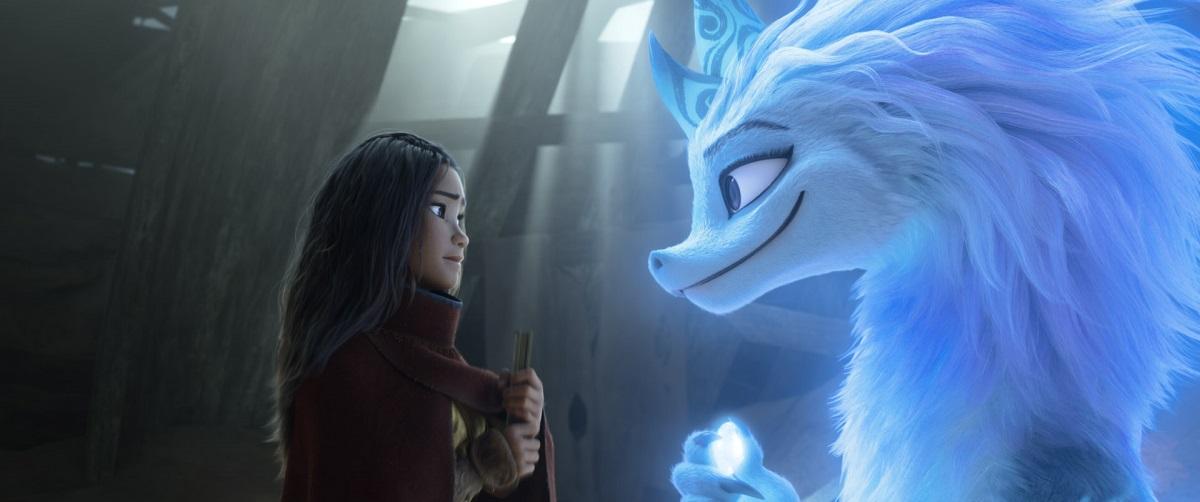หนังเรื่อง RAYA AND THE LAST DRAGON (2021)